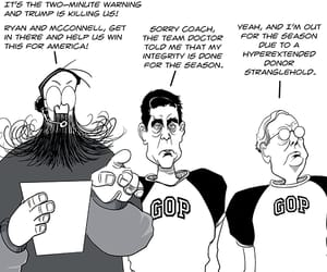 republicans, usa, and white house image