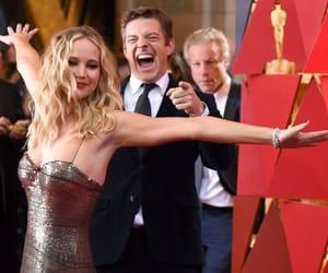Jennifer Lawrence, oscars, and 2018 image