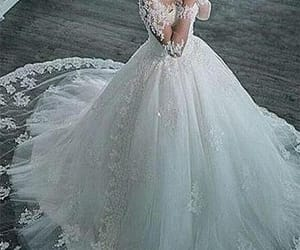 Modest Muslim Wedding Dress Long Sleeves on Luulla