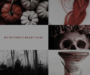 aesthetic, the nightmare before christmas, and disney image