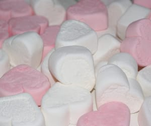 food, marshmallow, and food porn image
