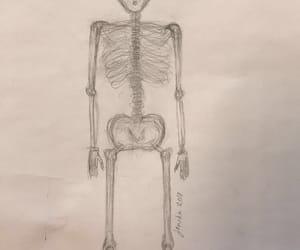 skeleton, unisex, and all lives matter image