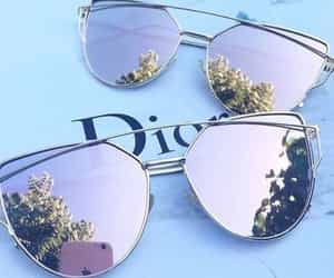 blue, girly, and dior image