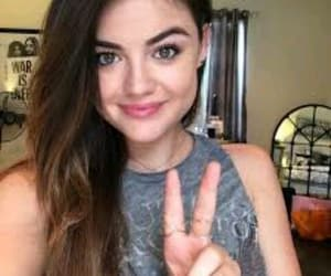pretty girl, lucy hale, and pretty little liars image