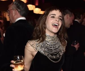 after party, emma watson, and harry potter image