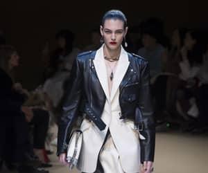 Alexander McQueen, fashion, and vittoria ceretti image