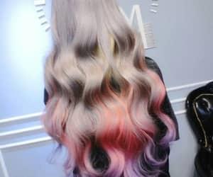 hair and colour hair image