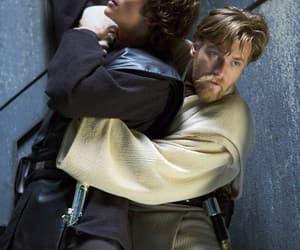 star wars, Anakin Skywalker, and obi wan kenobi image