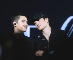 do, exo, and kai image