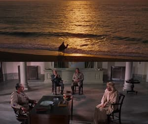beach, Lawrence of Arabia, and Peter O'Toole image