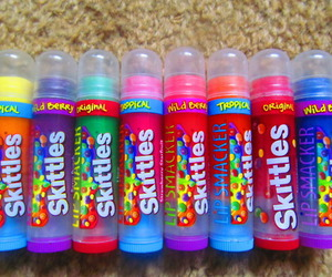 skittles and candy image