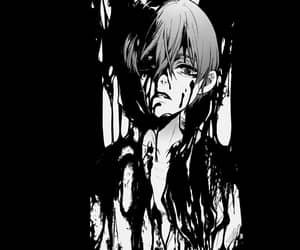 anime, black butler, and boy image