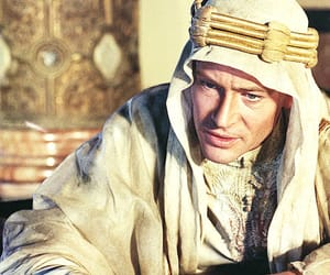 film, Lawrence of Arabia, and Peter O'Toole image