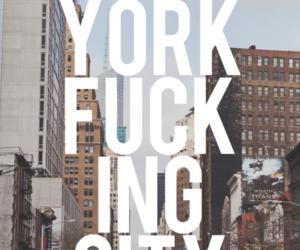 city, ny, and texto image