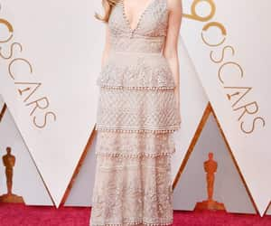 Academy Awards, long dress, and red carpet image