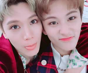 nct, mark, and ten image