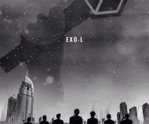 exo, exo-l, and exo wallpaper image