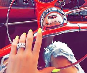 car, goals, and khloekardashian image