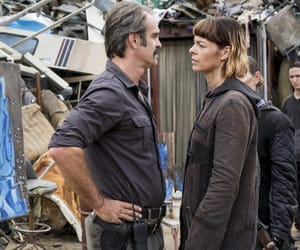 simon, the walking dead, and twd image