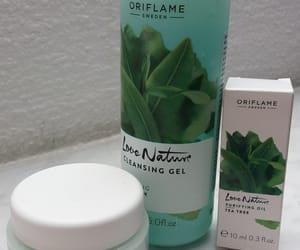 beauty, tea tree, and face lotion image