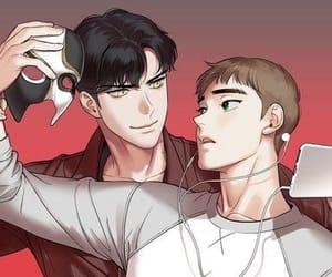 manhwa, webtoon, and bj alex image