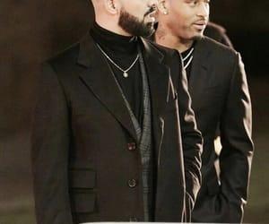 Drake, rapper, and champagne papi image