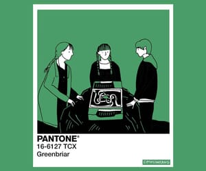 pantone and greenbriar image