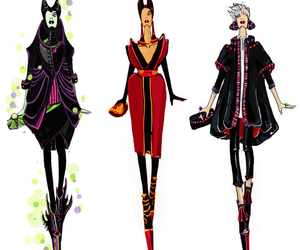 illustration, frollo, and maleficent image