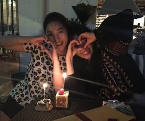 korean, smile, and yuko image