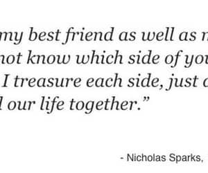 motto, nicholas sparks, and phrases image
