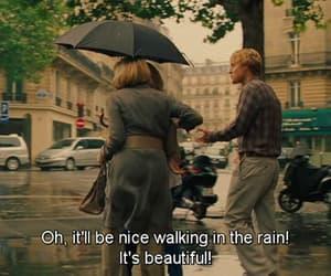 midnight in paris, movie, and quotes image