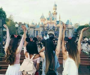 disney, love, and girls image