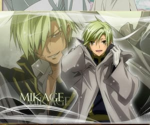 Action, mikage, and anime image