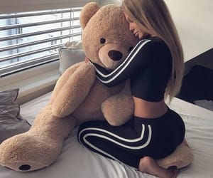 bear, luxury, and teddy image