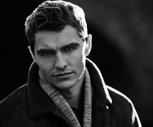 actor, black and white, and james franco image