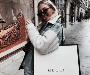 fashion, gucci, and shopping image