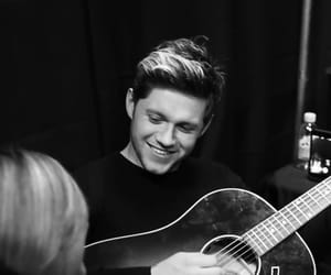 black and white, icons, and niall horan image