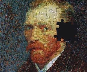 Self Portrait, van gogh, and vincent van gogh image