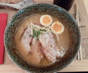 Chicken, dish, and japan image