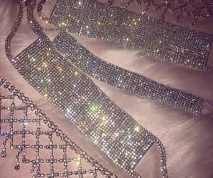 choker, diamond, and luxury image