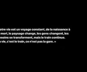 french, voyage, and changement image