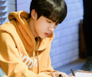 handsome, korean, and seokjin image