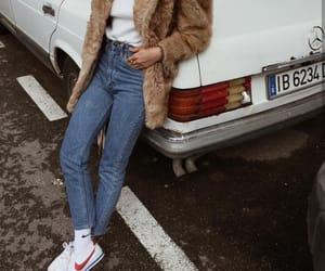 fashion, nike, and vintage image