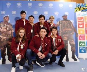 cast, show, and xiao lu image