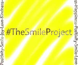 article, project, and thesmileproject image