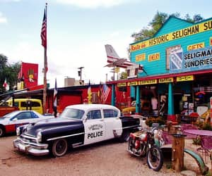 places, usa, and route 66 image