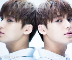 Seventeen, mingyu, and kim mingyu image