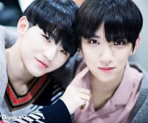 Seventeen, jisoo, and woozi image