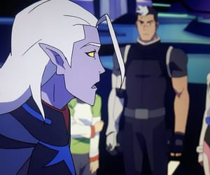 Voltron and lotor image
