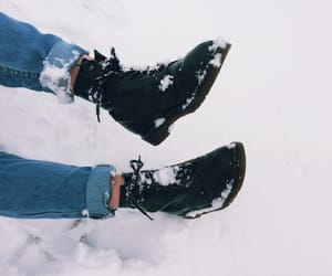 aesthetic, doc martens, and docs image